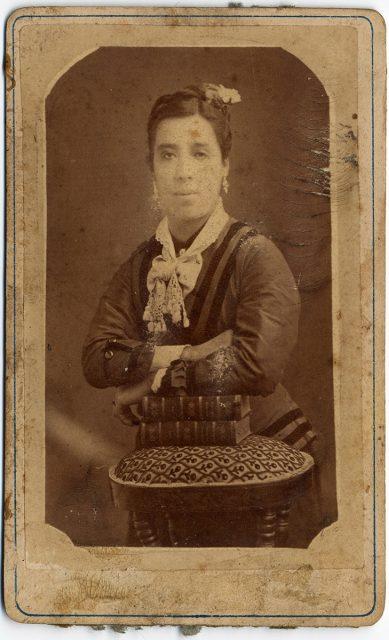 Retrato de Margarita O.