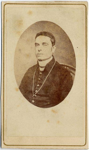 Retrato del Cardenal Nieto