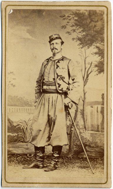 Coronel Charet