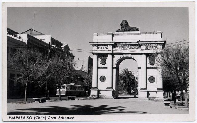 Arco británico