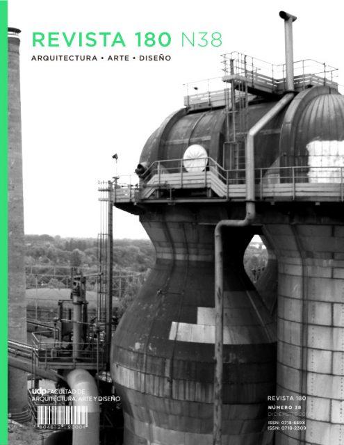Ruina y Futuro. Revista 180 – N° 38