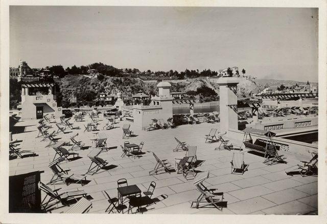 Terraza del Casino de Viña del Mar