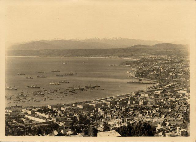 Valparaíso en Invierno
