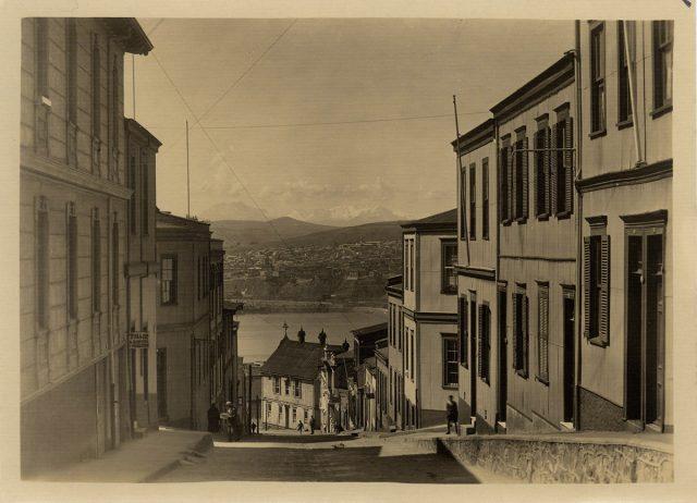 Calle Almirante Montt, Valparaíso