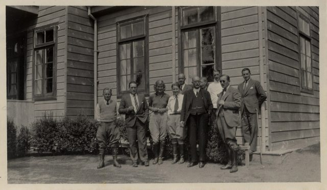 Familia Aristocrática.