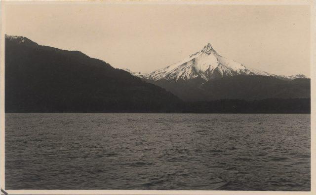 Vista a Cerro Puntiagudo