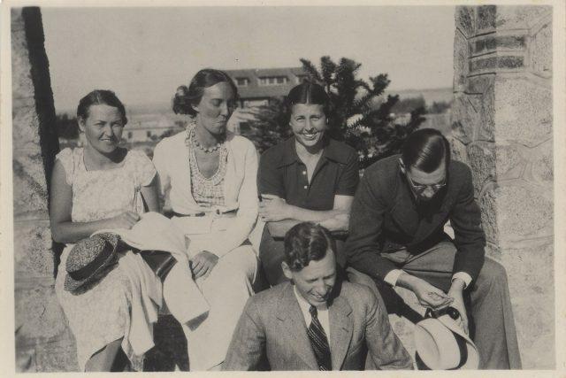 Retrato de grupo en Quintero