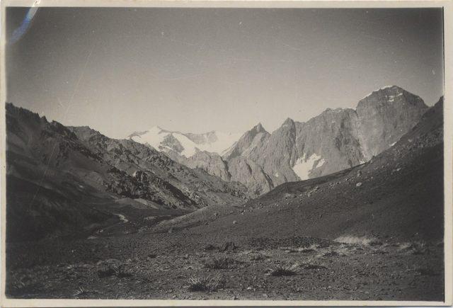 Paisaje Cordillerano