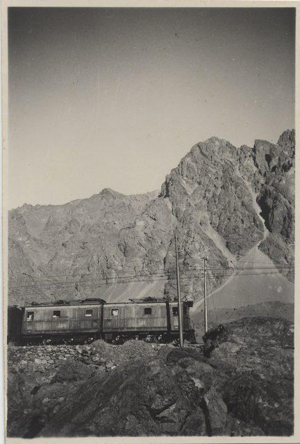 Ferrocarril – Juncal
