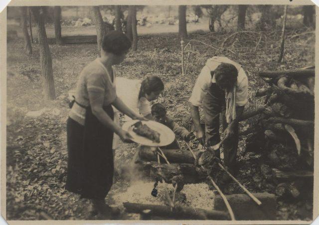 Asado en Villa Alemana