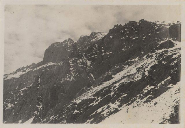 Cordillera, Lo Valdés.