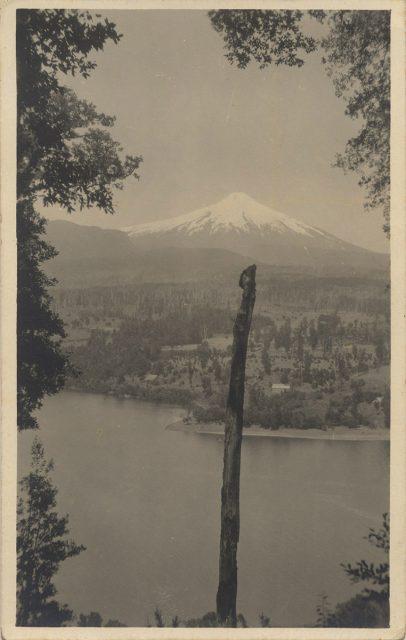 Lago y Volcán Villarrica