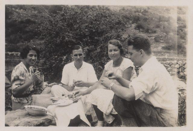 Grupo de picnic
