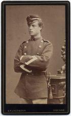 Retrato de Ludwig Dahlerup