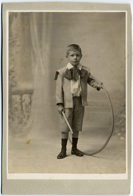 Retrato de un niño