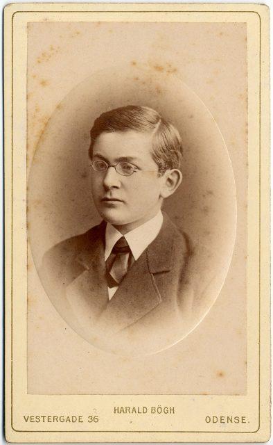 Retrato de Andreas Rosenberg Krag