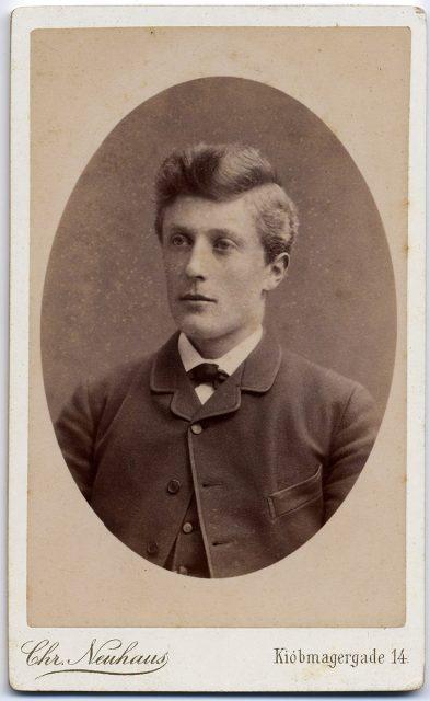 Retrato de Johanes Borch