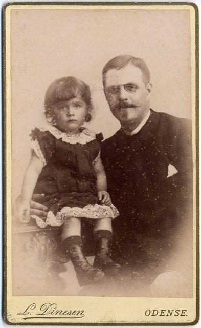 Retrato de Ovc y Valdemar Kocfocd