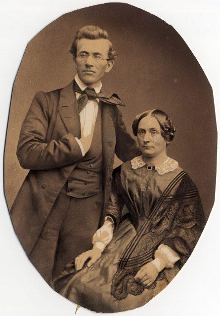 Retrato de una pareja