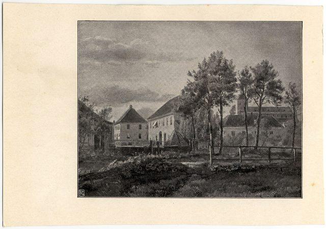 Vista de la ciudad de Munkemölle
