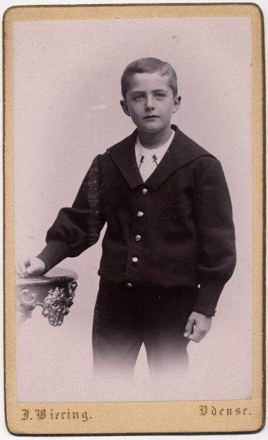 Retrato de Valdemar Kocfocd