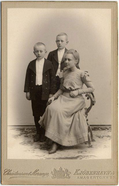 Familia Dreyer Bang