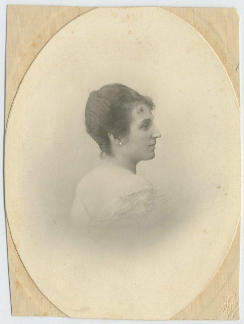 Retrato de Beatriz Larraín