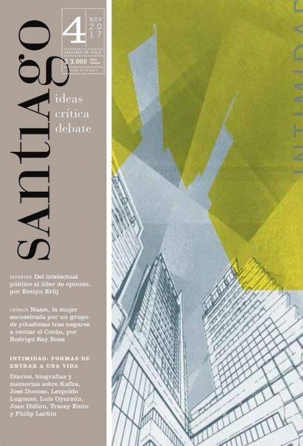 Revista Santiago. Ideas, Crítica y Debate. N°4