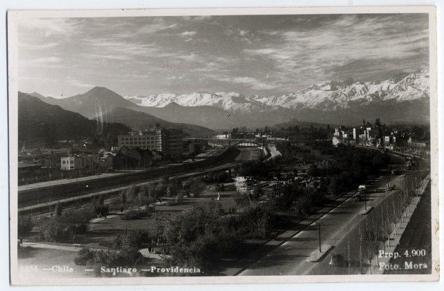 Chile – Santiago – Providencia