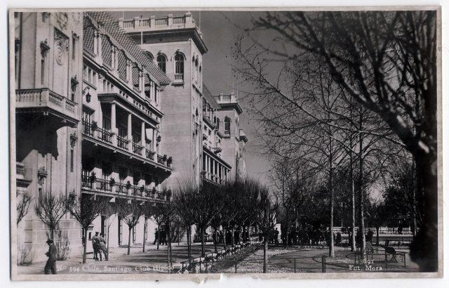 Chile, Santiago Club Hípico.