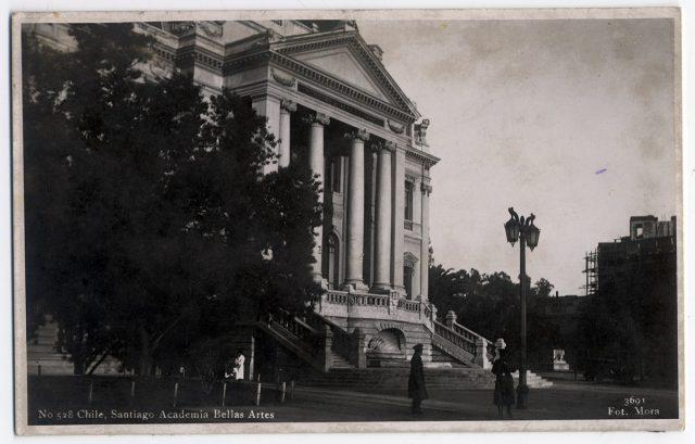 Chile, Santiago Academia Bellas Artes