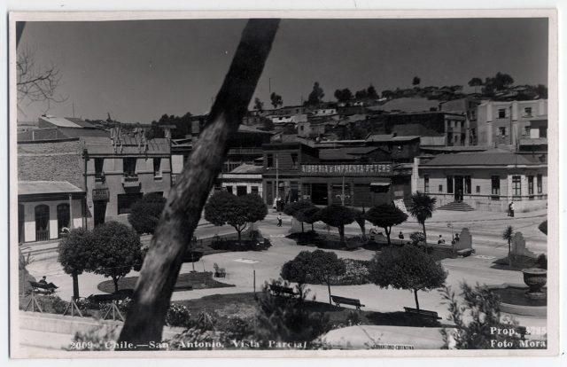 Chile – San Antonio, Vista Parcial