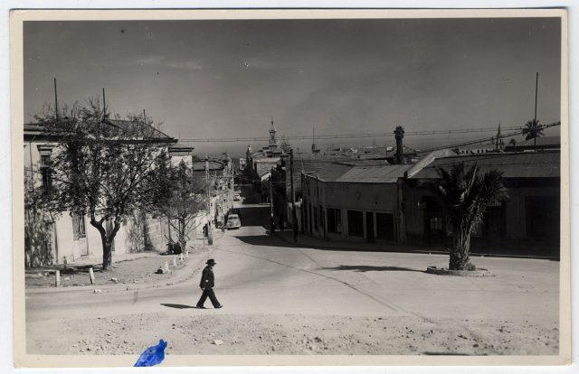 Calle en La Serena