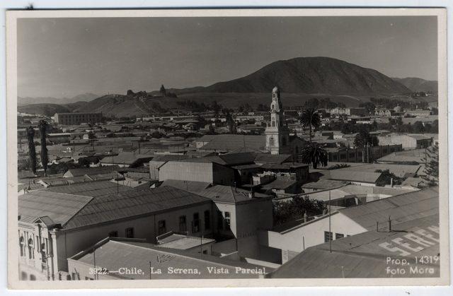 Chile, La Serena, Vista Parcial