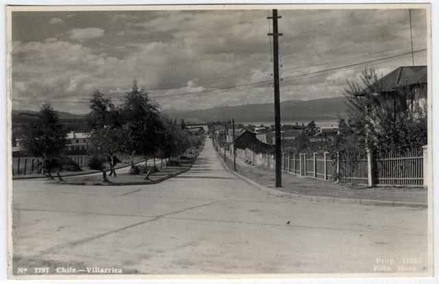 Chile – Villarrica.