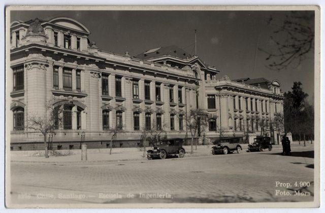 Chile, Santiago – Escuela de Ingeniería.