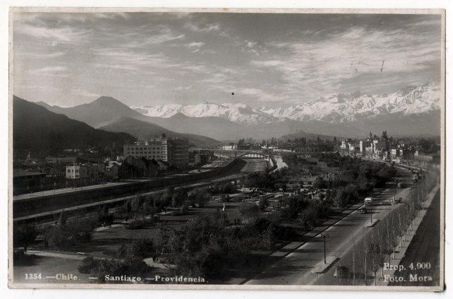 Chile – Santiago – Providencia.