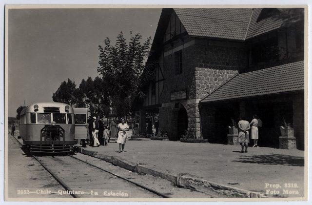 Chile – Estación de Quintero.