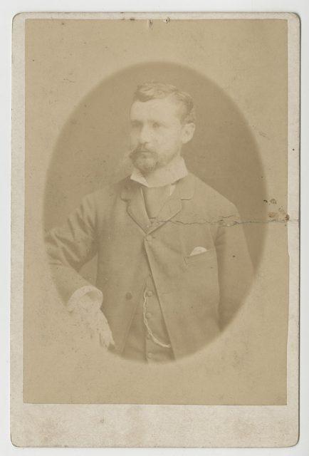 Retrato de Fernand I. M.