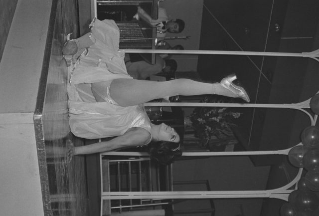 En La Serena Una americana en París Blue Ballet