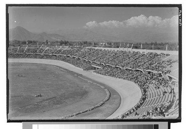 Galerías –  Estadio Nacional