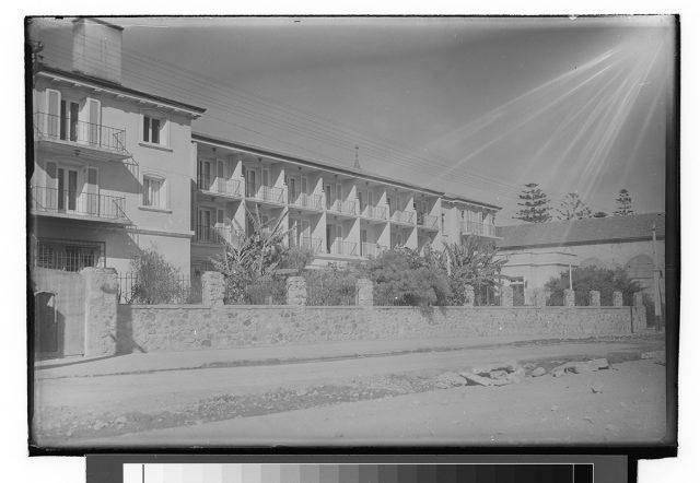 Edificio de departamentos