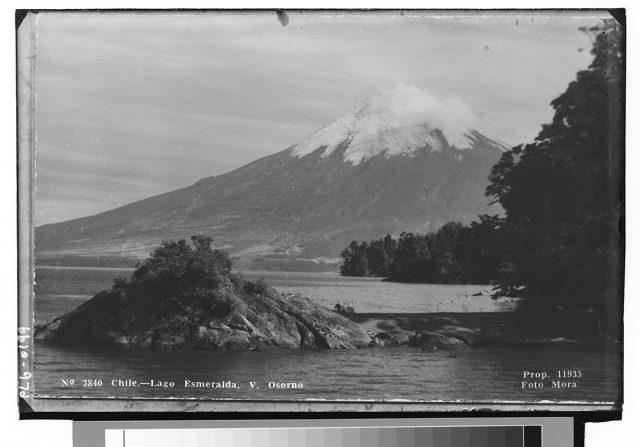 Chile – Lago Esmeralda, V. Osorno