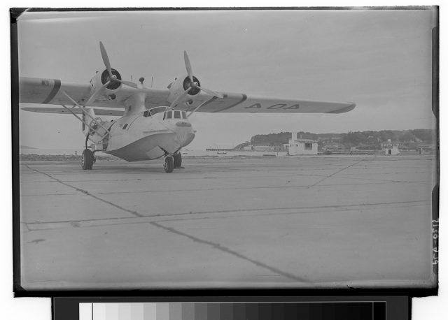 Avión anfibio Consolidated PBY – 5A, Número 404 de la Fuerza Aérea de Chile
