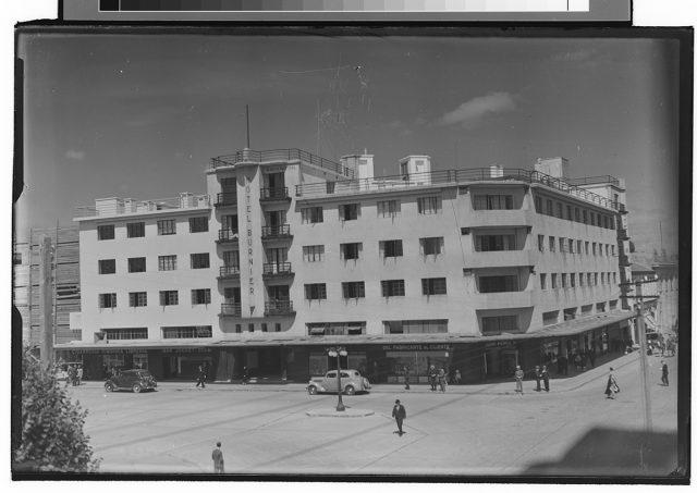 Hotel Burnier