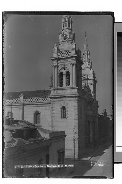 Chile – Santiago, Basílica de la Merced.