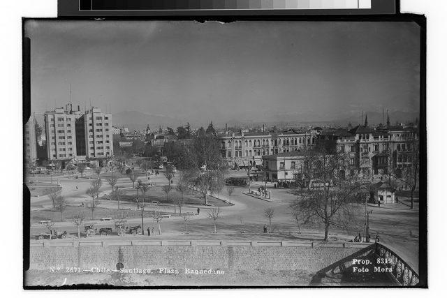 Santiago, Plaza Baquedano
