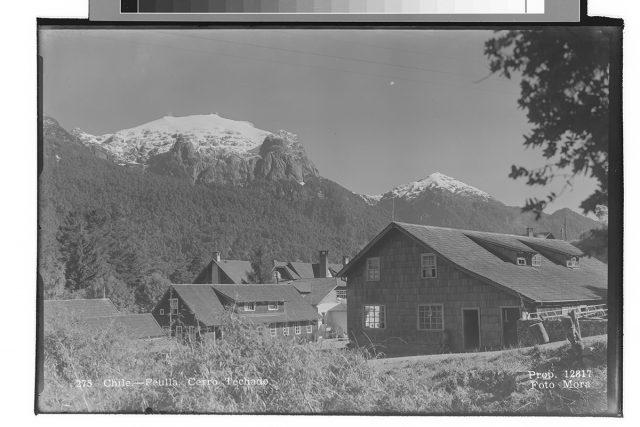 Peulla, Cerro Techado.