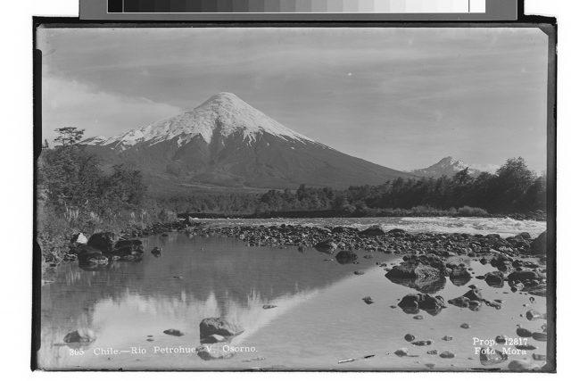 Chile – Rio Petrohué, V. Osorno.