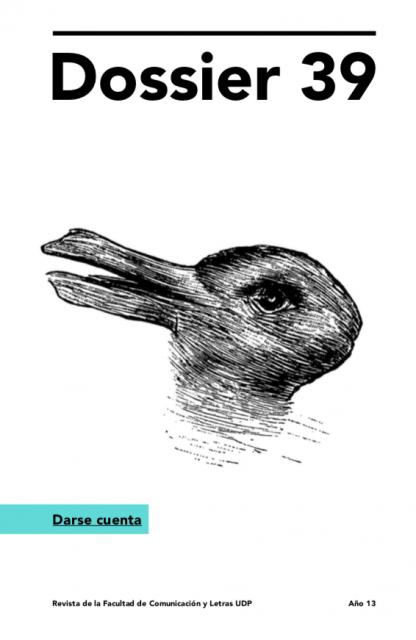 Darse cuenta: Revista Dossier N° 39